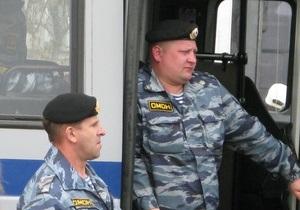 Милиция Москвы принимает меры, чтобы не допустить акции возмущенных терактом в Домодедово футбольных фанатов