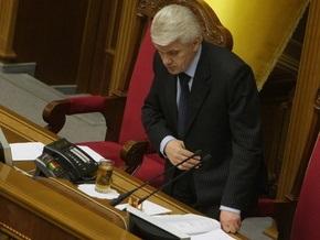Литвин рассказал о возможности применения компромата перед выборами