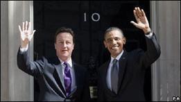 Би-би-си: Британцы об  особых отношениях  с США