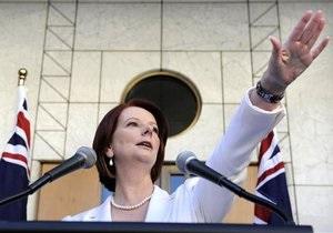 Новый премьер-министр Австралии назначила дату парламентских выборов