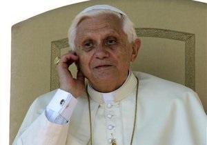 Папа римский выразил свою солидарность с РПЦ по отношению к Pussy Riot