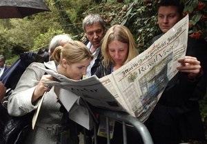 Эксперты: В этом году украинские печатные СМИ заработают более 700 млн грн на  заказных  материалах