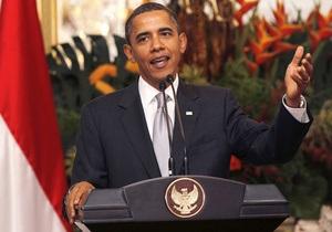 Обама не узнал улиц Джакарты, на которых бывал в детстве