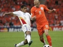 Евро-2008: Голландия отправляет Румынию домой