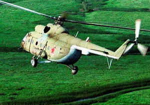 Вертолет - заложники - Суданские повстанцы захватили российский вертолет