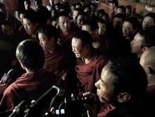 Тибетские монахи сорвали пресс-конференцию в Лхасе