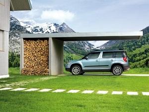 Цены на автомобили Skoda Yeti снижены в автосалоне  Автотрейдинг-Центр