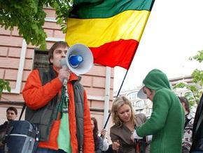 2 мая в пяти украинских городах пройдет Конопляный марш