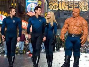 Голливуд переснимет Фантастическую четверку