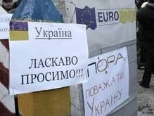 Ющенко отправил высоких чиновников на границу с Польшей