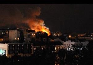 Бригинец заявляет, что в Киеве под угрозой сноса находится еще одно историческое здание