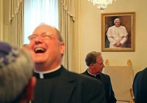 Кардинал в США благословит съезд республиканцев