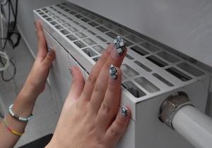 Сегодня в Киеве начали включать отопление в жилых домах