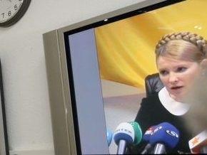 Сегодня Тимошенко придет на Свободу слова