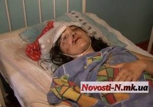 Жертва изнасилования в Николаевской области рассказала о подробностях произошедшего. Видео из больницы