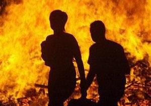 При пожаре в индийской школе погибли более 10 детей