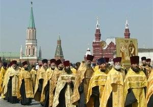 В РПЦ считают, что экономика должна базироваться на православии - чаплин