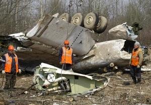 Россия передала Польше свой отчет о катастрофе самолета Качиньского