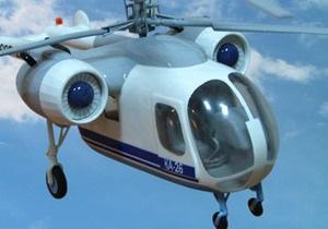 В Херсонской области разбился вертолет с ядохимикатами