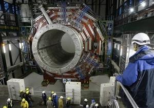 Большой адронный коллайдер приступил к моделированию Большого взрыва