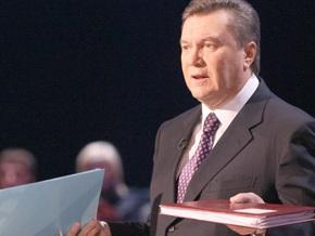 Янукович выдвинул требования к кандидату в министры иностранных дел