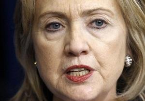Хиллари Клинтон выписали из больницы