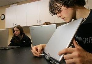 Школы Киева и области подключат к скоростному интернету до 2012