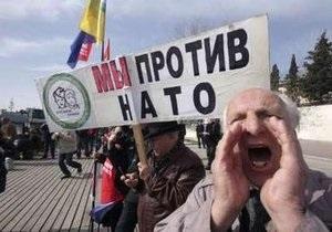 Open Democracy: Спасти Украину от НАТО