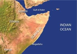 Сомалийские пираты захватили индийское судно