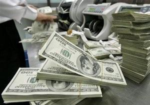 Профицит платежного баланса Украины в 2010 году составил $5 млрд