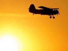 Неопознанный самолет вторгся в зону грузинско-осетинского конфликта