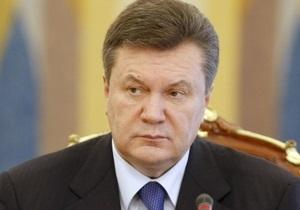 Админреформа продолжается: Янукович обозначил приоритетные задачи в новом году