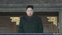 Граждан КНДР призывают встать на защиту Ким Чен Уна
