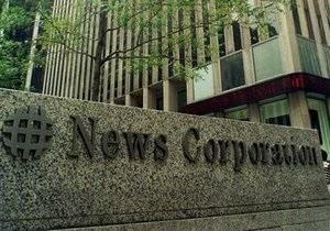 Иски против News of the World перетекают из Англии в США
