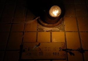 В Киеве отремонтировали освещение в более полутысячи домов