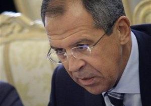 Лавров: Мы очень ценим темп, который набрали отношения между Украиной и РФ