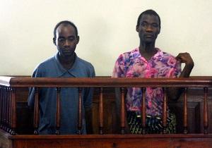 В Малави гомосексуальную пару приговорили к 14 годам тюрьмы