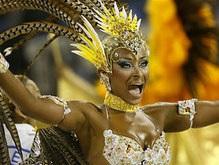 Карнавал в Рио-де-Жанейро прошел без полуоголенных девушек