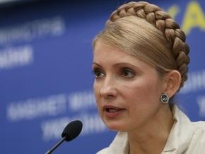 Тимошенко обвинила Минобороны в незаконной раздаче земли