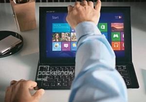 В интернете появились фотографии планшета Sony на Windows 8
