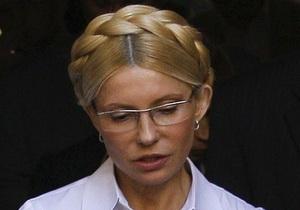 Адвокат Тимошенко опасается, что она может заразиться туберкулезом