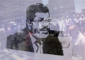 Мурси предъявлены новые обвинения