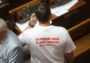 Колесниченко прогнозирует принятие языкового закона до ухода на летние каникулы