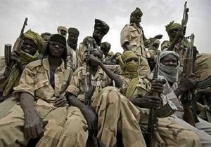 Судан - захват вертолета - На захваченном в Судане вертолете нет украинских военнослужащих - Минобороны