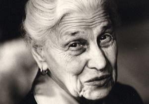 В Лондоне умерла известный фотограф Ева Арнольд
