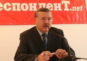Гриценко уличил Киевсовет в  дежурном земельном дерибане