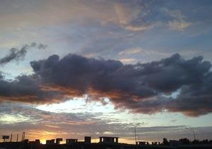 погода в Украине - Прогноз погоды на воскресенье, 9 июня