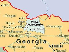 Автомобиль грузинской полиции подорвался на мине: один человек погиб, четверо ранены