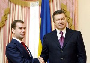Янукович: Украина и Россия не будут дружить против кого-то