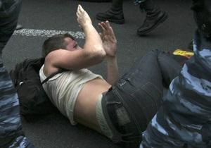 В Харькове произошла потасовка между милицией и работниками Горэлектротранса